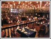 The hotel has restaurants big concert hall conference halls banquet